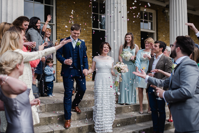 Londesborough Stoke Newington Wedding-6