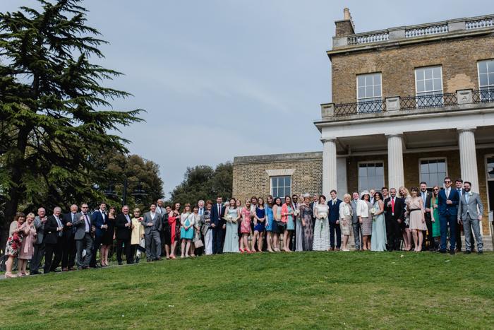 Londesborough Stoke Newington Wedding-7