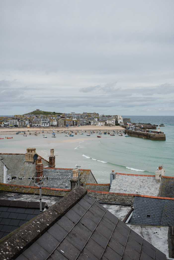 view of st ives from station-1