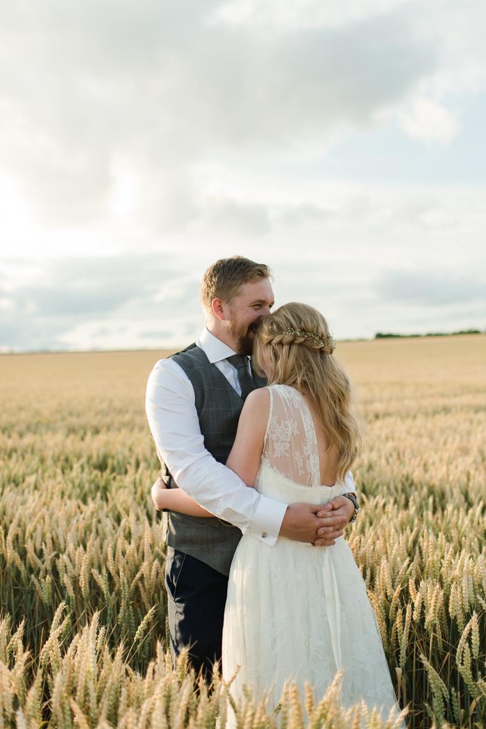 cornfield wedding portraits-1-2