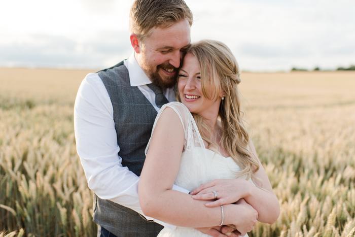 cornfield wedding portraits-1