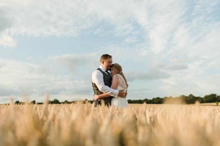 cornfield wedding portraits-2