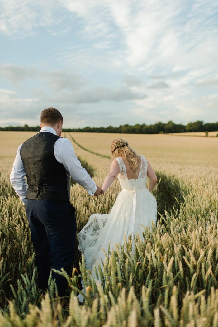cornfield wedding portraits-3