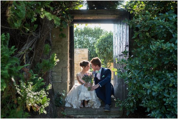 Vintage wedding at Haycock Hotel Wansford_0028