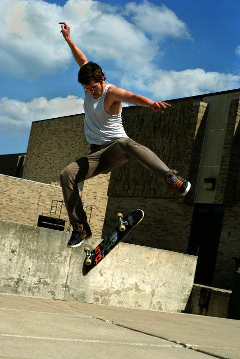 Deuce Skateboarding
