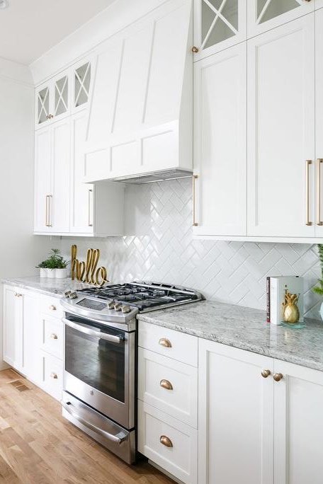 White Shaker Cabinets Why They Are So Popular Cucine Design Studio