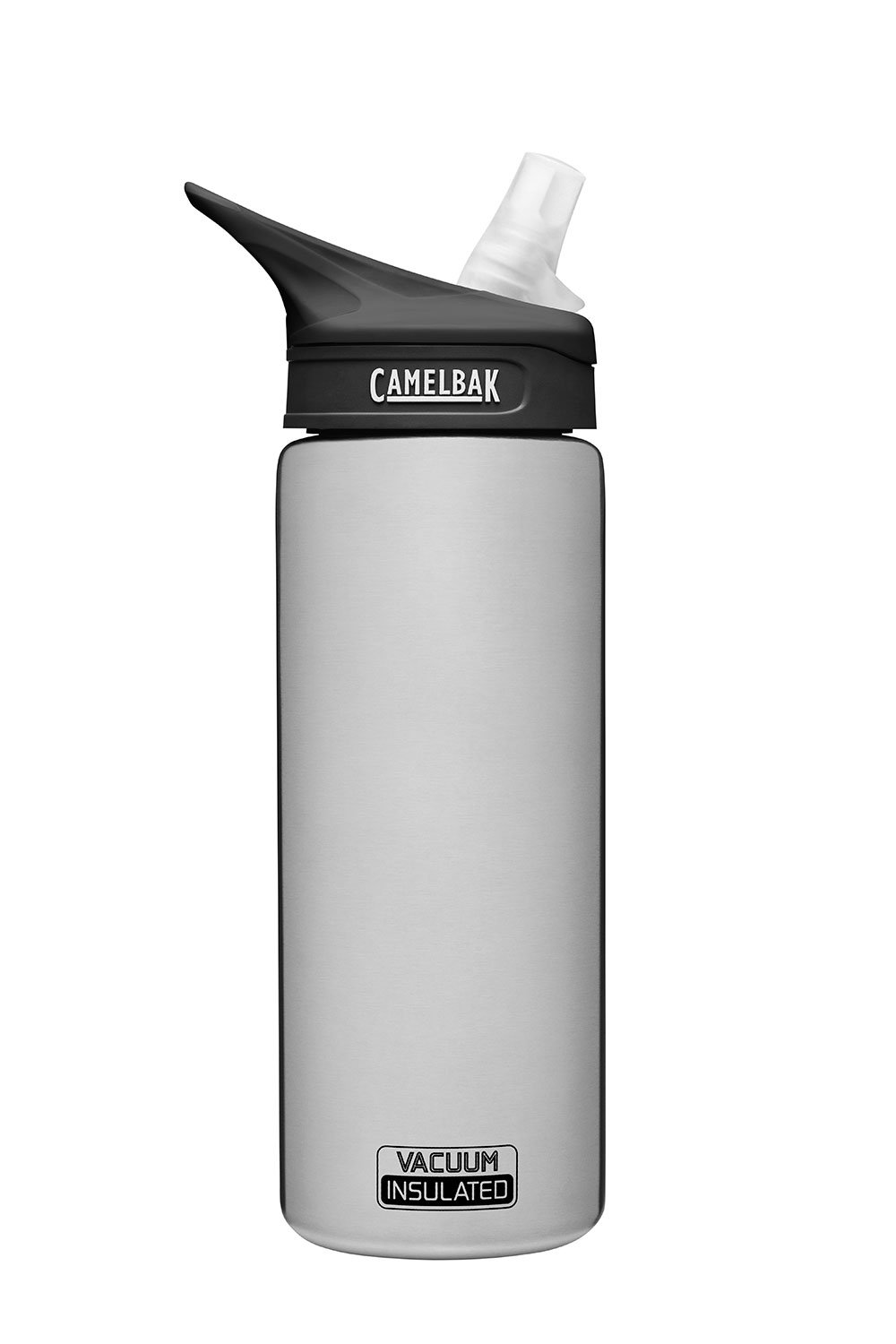 Camelback Eddy Stainless Steel Insulated Water Bottle, 20 oz - My go-to for a sports water bottle. I prefer a flip top for when I work out (for those quick / desperate swigs of water).