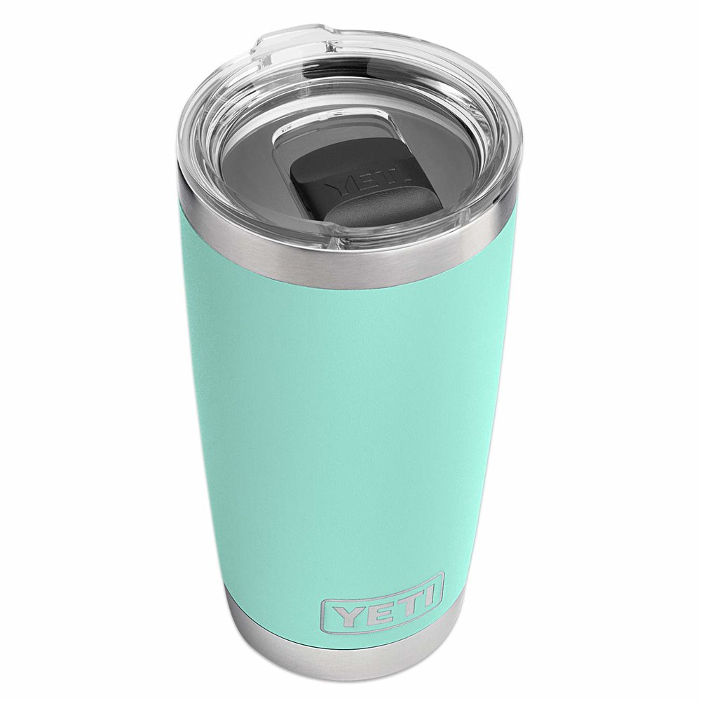 Yeti Rambler, 20 oz - Yeti cups keep their heat / cool like no other cup (in my opinion).