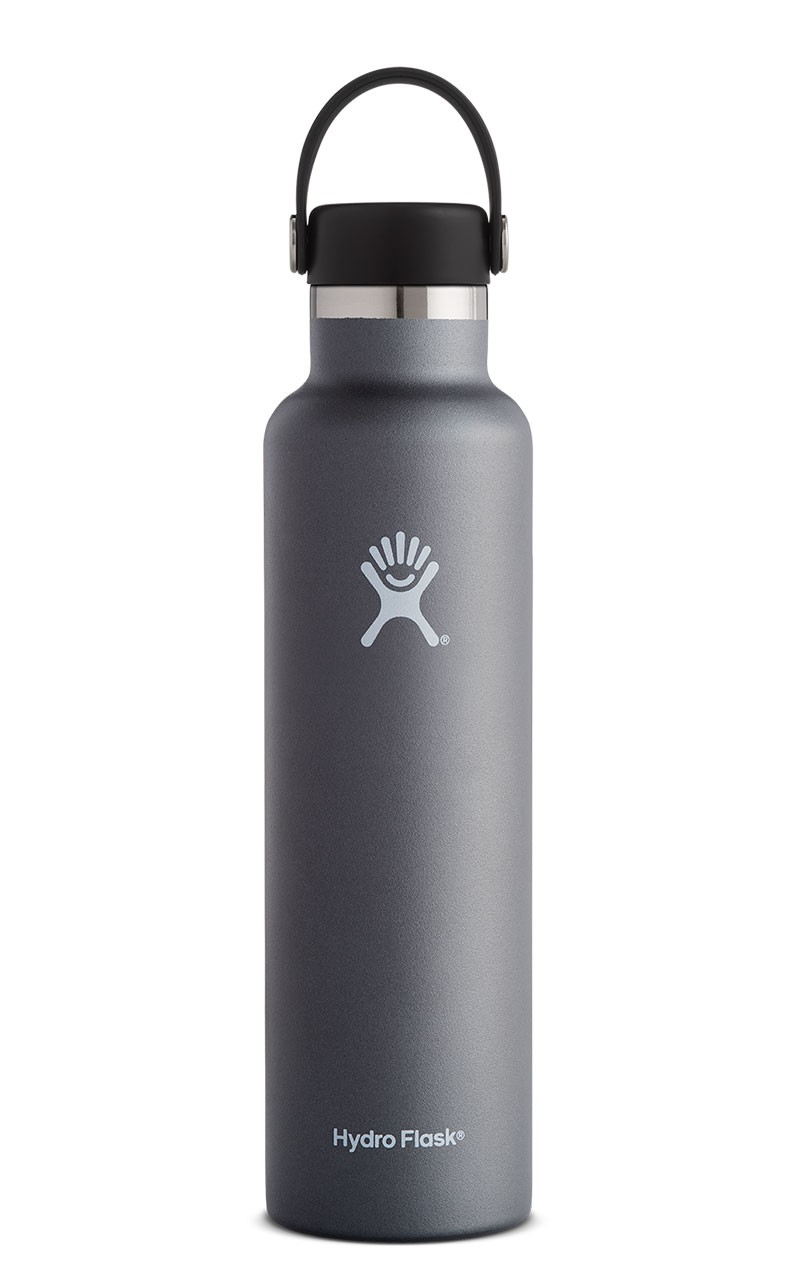 Hydro Flask Stainless Steel Insulated Water Bottle, 24 oz - I've received so many recommendations for this water bottle so it must be good.