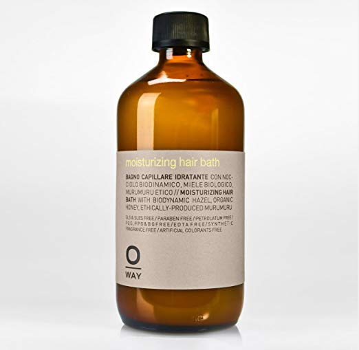 Oway Hair Bath - Oway, short for Organic Way is a Italian company that prioritizes sustainability. They use 100% glass and aluminum in their packaging.