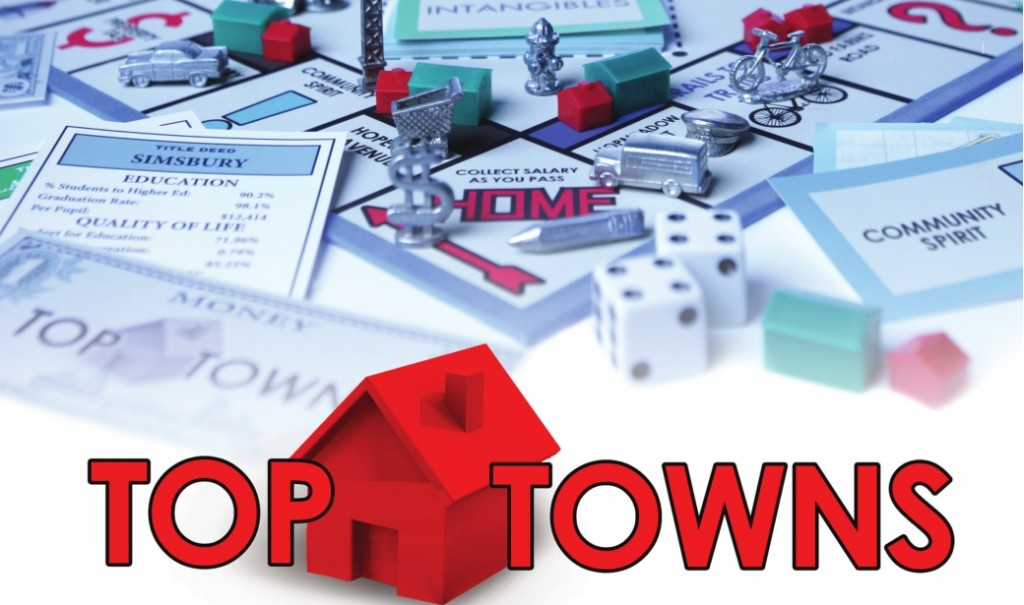 top towns