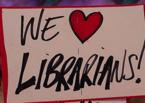 love librarians