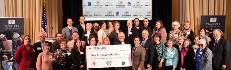 travelers charities