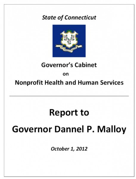 CT Report cover