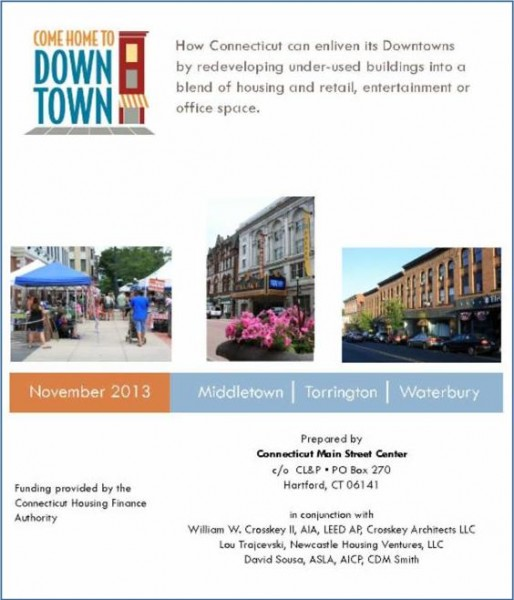 Downtown report