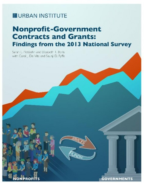 nonprofit report cover