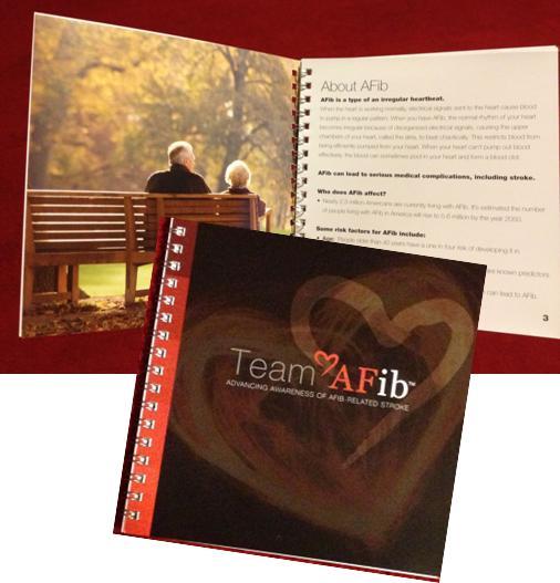 AFib booklet