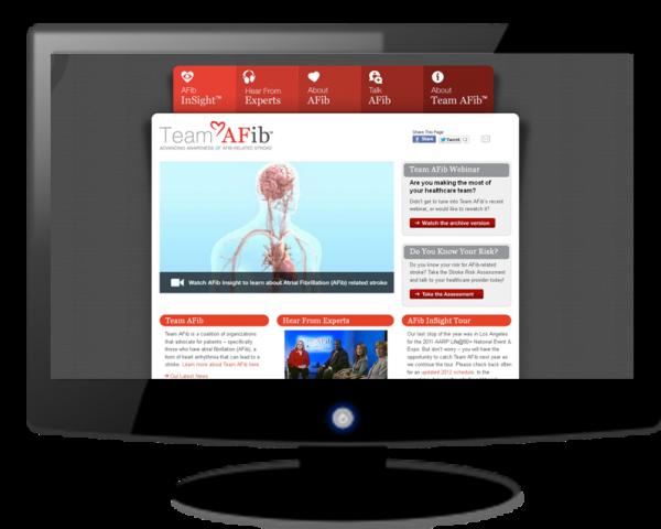 AFib website