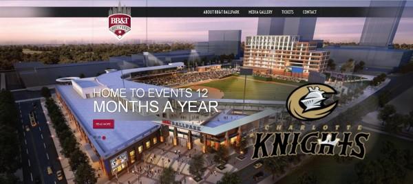 Knights website