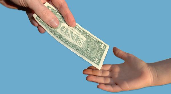 allowance hand