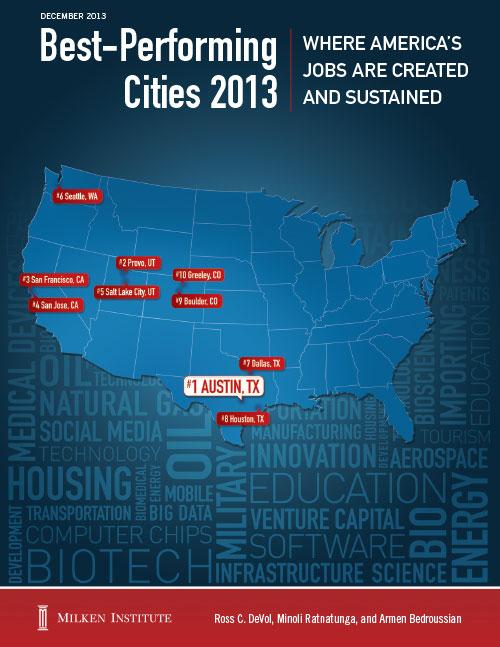 Best Performing Cities Index Report (PDF)