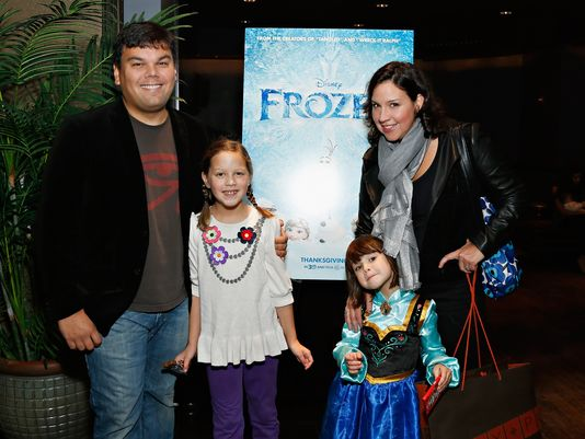 family frozen