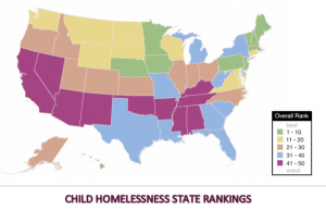 state child homeless map
