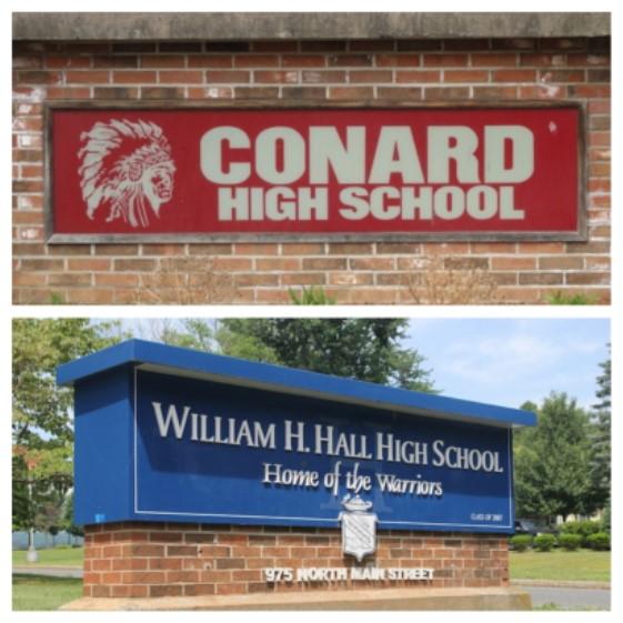 hall, conard