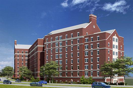 New-Residence-Hall