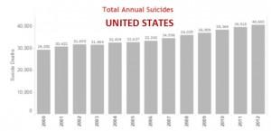 USA suicide