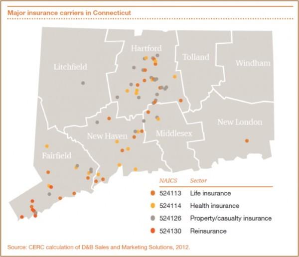 CT map insurance