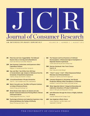 JCR new cover