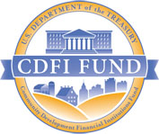 Tiny CDFI Fund logo
