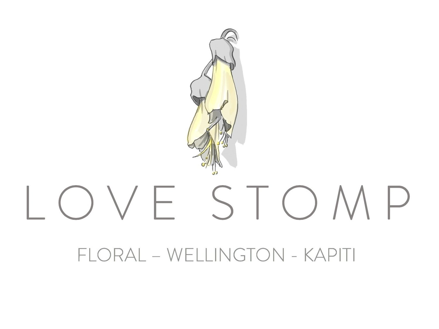 Love Stomp floral Wellington Kapiti