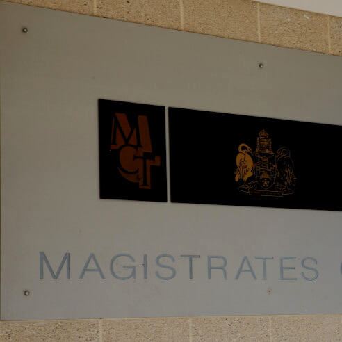 Magistrates Fees -
