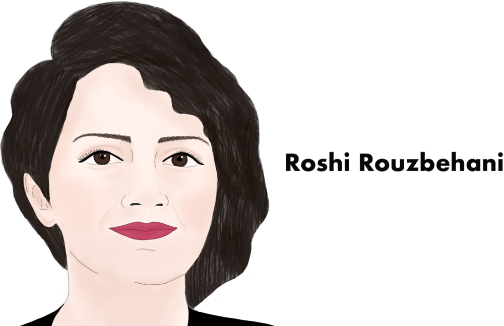 Roshi Rouzbehani  illustration