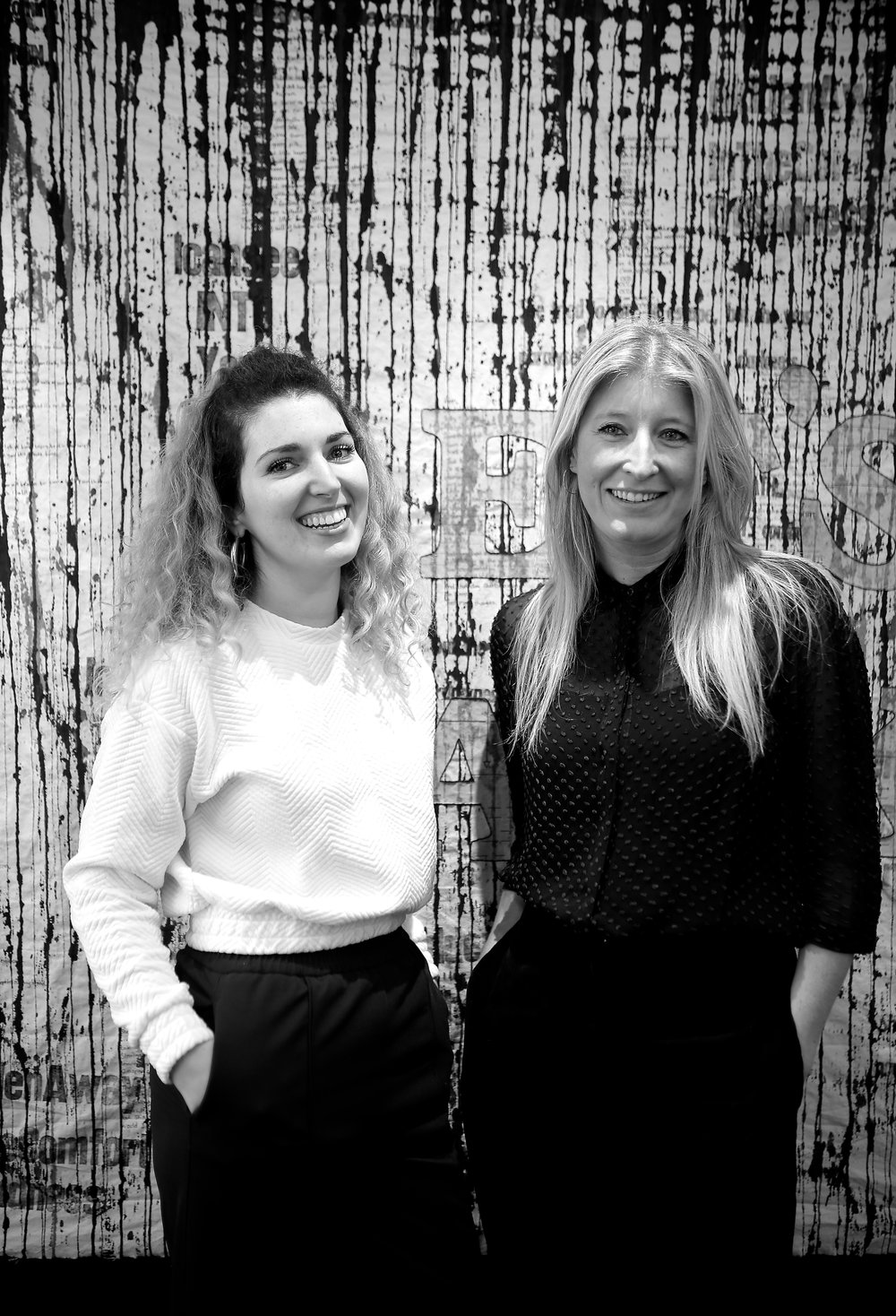 Emma Smithwick and Phoebe Bourke - Photography by Nic Roques