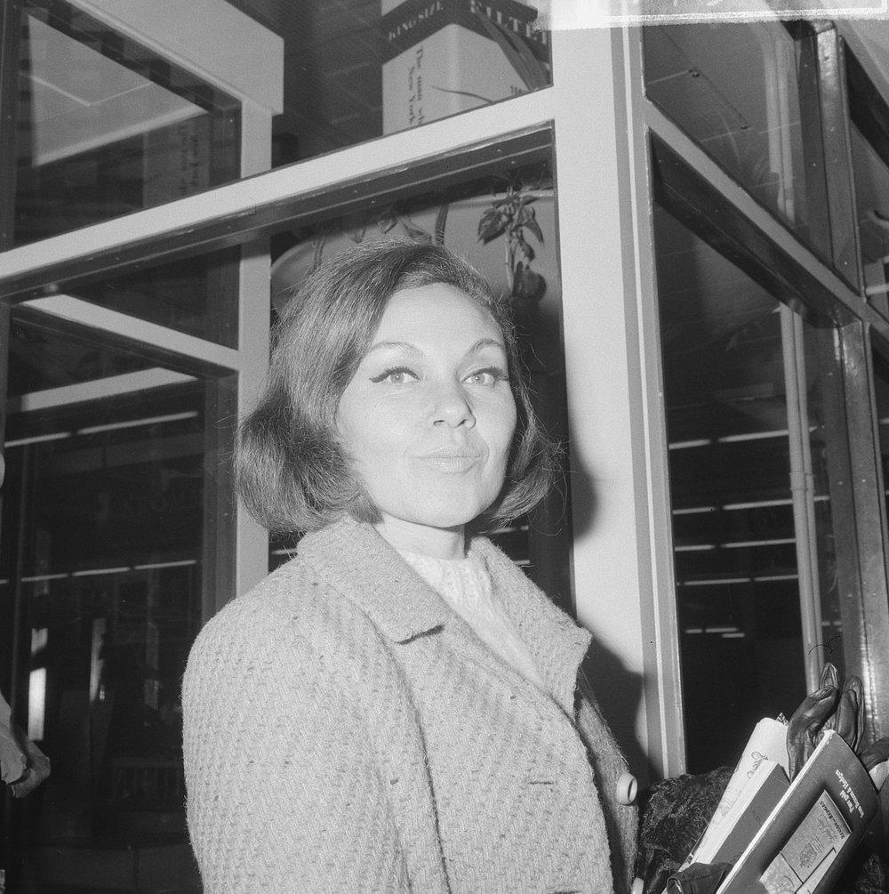 Cleo Laine the 27th January 1965