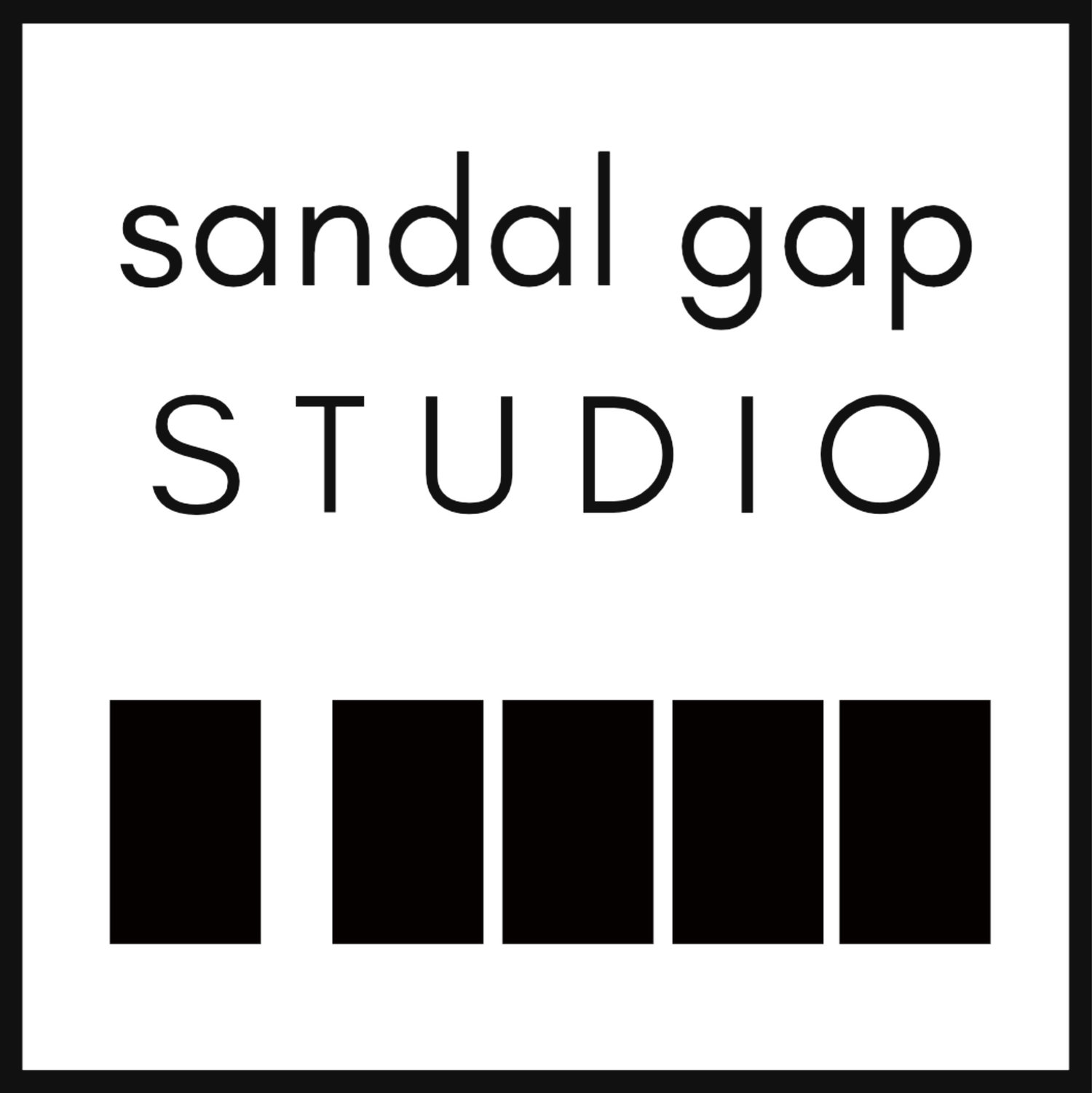 sandal gap STUDIO