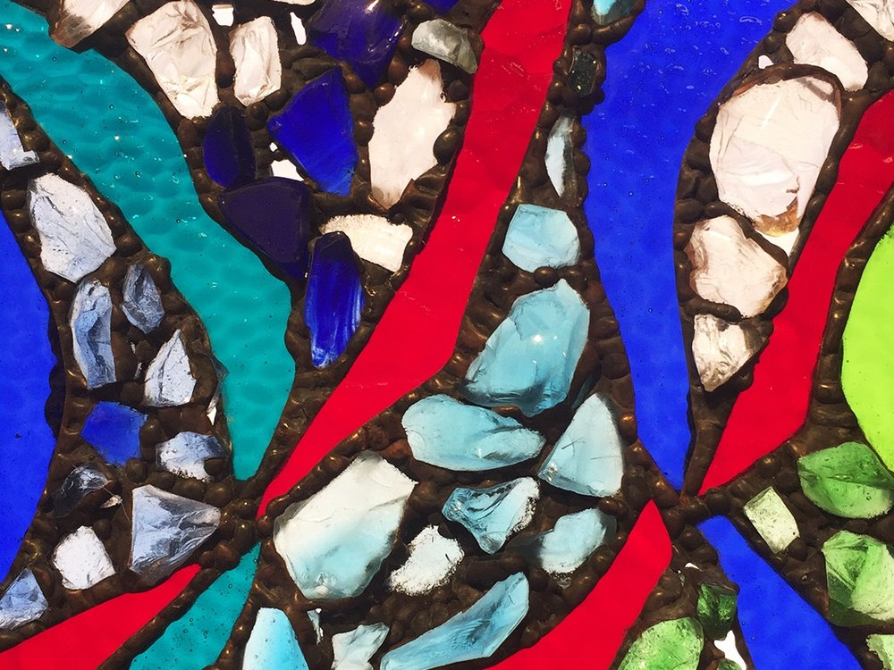 Bonnie Vodehnal - Stained glass