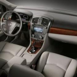 2007 SRX Interior