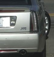 08 STS-V Rear