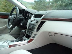 tCE CTS Interior
