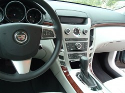 tCE CTS Dual Zone Climate Control