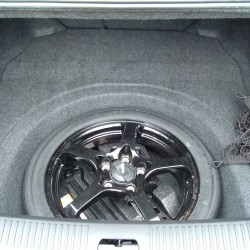 tCE CTS Spare Tire