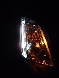 tCE CTS front lightpipe