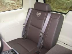 Esc Plat Rear Seat