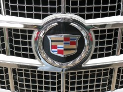 Escalade Cadillac Badge
