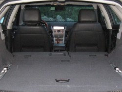 CTS Sport Wagon Seats Down