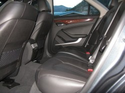 Sport Wagon Rear Seat